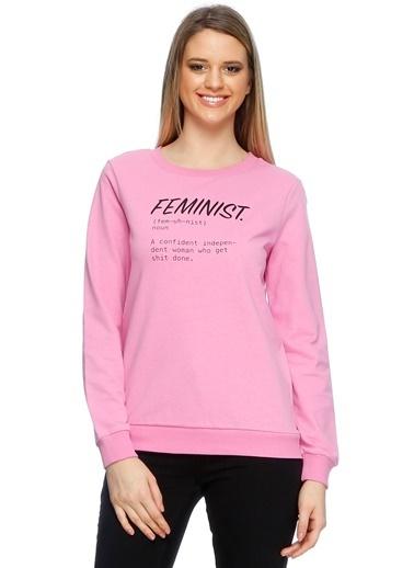 Vero Moda Sweatshirt Lila